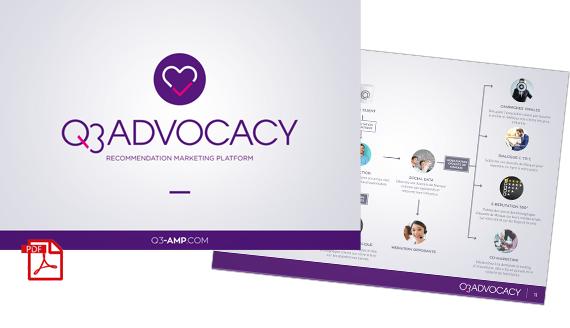 Description de la plateforme Q3 Advocacy